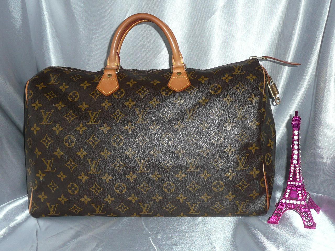 Sac Louis Vuitton Speedy 40