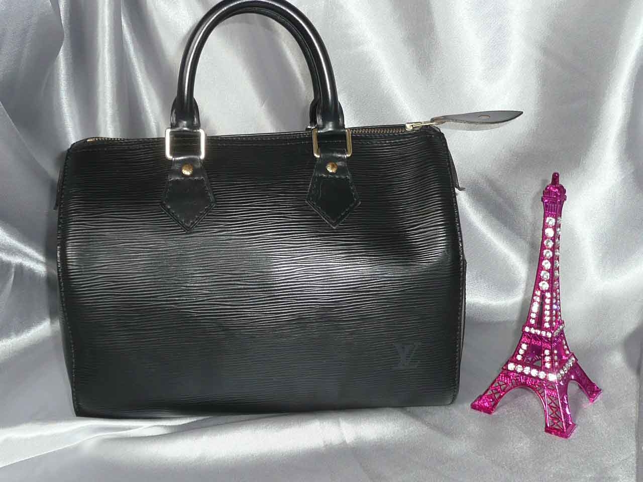 Sac Louis Vuitton Noir Cuir